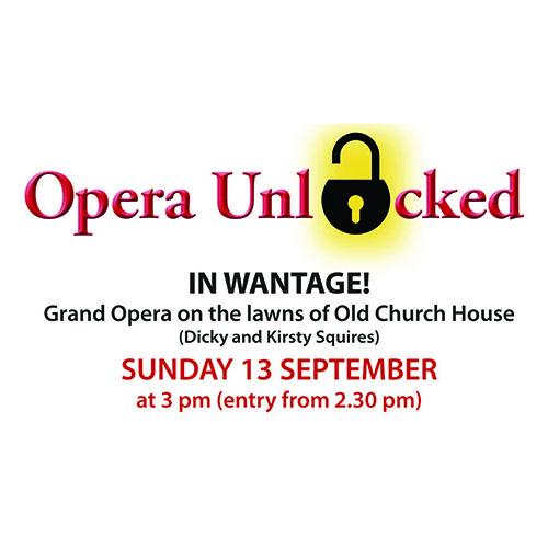Opera Unlocked 13 September 2020